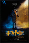 """Movie Posters:Fantasy, Harry Potter and the Chamber of Secrets (Warner Brothers, 2002). One Sheet (27"""" X 40""""). DS Advance, Dobby Style. Fantasy.. ..."""