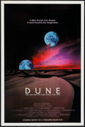 "Movie Posters:Science Fiction, Dune (Universal, 1984). One Sheet (27"" X 41"") Two Planets Advance.Science Fiction.. ..."