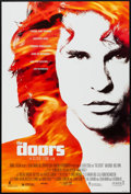 "Movie Posters:Rock and Roll, The Doors (Tri-Star, 1991). One Sheets (2) (27"" X 40"") DS Regular& Advance. Rock and Roll.. ... (Total: 2 Items)"