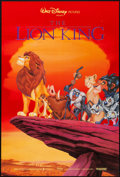 "Movie Posters:Animation, The Lion King (Buena Vista, 1994). One Sheet (27"" X 40"").Animation.. ..."