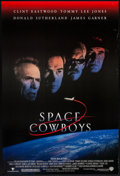 """Movie Posters:Adventure, Space Cowboys (Warner Brothers, 2000). One Sheet (27"""" X 40"""") DS .Adventure.. ..."""