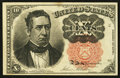 Fractional Currency:Fifth Issue, Fr. 1265 10¢ Fifth Issue About New.. ...