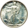 Proof Walking Liberty Half Dollars: , 1942 50C PR67 PCGS. CAC. PCGS Population (761/39). NGC Census:(830/159). Mintage: 21,120. Numismedia Wsl. Price for proble...