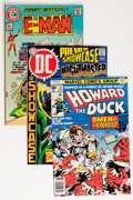 Bronze Age (1970-1979):Miscellaneous, Comic Books - Assorted Bronze Age Comics Group (Various Publishers,1970s) Condition: Average VF.... (Total: 21 Comic Books)