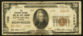 National Bank Notes:Virginia, Lynchburg, VA - $20 1929 Ty. 2 The Lynchburg NB & TC Ch. #1522. ...