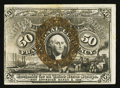 Fractional Currency:Second Issue, Fr. 1322 50¢ Second Issue Extremely Fine.. ...
