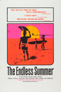 "Movie Posters:Sports, The Endless Summer (Cinema 5, 1966). Day-Glo Silk Screen Poster(40"" X 60"").. ..."