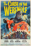 "Movie Posters:Horror, Curse of the Werewolf (Universal International, 1961). Poster (40""X 60"").. ..."