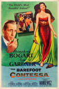 "Movie Posters:Drama, The Barefoot Contessa (United Artists, 1954). Poster (40"" X 60"")....."