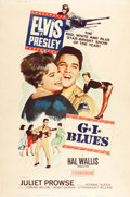 """Movie Posters:Elvis Presley, G.I. Blues (Paramount, 1960). Poster (40"""" X 60"""").. ..."""