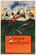 "Movie Posters:Adventure, The Sharkfighters (United Artists, 1956). Poster (40"" X 60"").. ..."