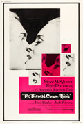 "Movie Posters:Crime, The Thomas Crown Affair (United Artists, 1968). Poster (40"" X 60""). Crime.. ..."