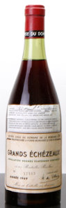 Red Burgundy, Grands Echezeaux 1969 . Domaine de la Romanee Conti . 3.3cm, lbsl, lnl, lcc, nc, #12183. Bottle (1). ... (Total: 1 Btl. )