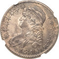 Bust Half Dollars, 1813 50C 50C Over UNI MS64 NGC. O-101a, R.4....