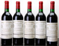 Red Bordeaux, Chateau Cheval Blanc. St. Emilion. 1985 2ts, 1nc Bottle (2).1986 Bottle (2). 1989 lnl, lscl Bottle (1). ... (Total: 5 Btls. )