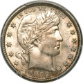 Barber Quarters, 1892-O 25C MS66 PCGS....