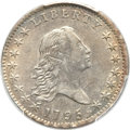 Early Half Dollars, 1795 50C 2 Leaves XF45 PCGS. O-113a, R.4....
