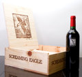Domestic Cabernet Sauvignon/Meritage, Screaming Eagle Cabernet Sauvignon 2002 . owc. Bottle (3). ...(Total: 3 Btls. )