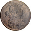 Large Cents, 1805 1C MS62 Brown NGC. S-269, B-3, R.1....