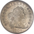Early Dollars, 1800 $1 MS62 PCGS Secure. B-8, BB-188, R.4....