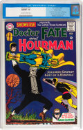 Silver Age (1956-1969):Superhero, Showcase #55 Doctor Fate and Hourman - Western Penn pedigree (DC, 1965) CGC NM/MT 9.8 Off-white to white pages....