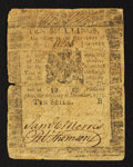 Colonial Notes:Pennsylvania, Pennsylvania December 8, 1775 10s Very Good.. ...
