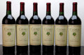 Domestic Cabernet Sauvignon/Meritage, Caymus Cabernet Sauvignon 1992 . Napa Valley. Bottle (6). ... (Total: 6 Btls. )