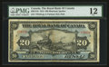 Canadian Currency: , Montreal, PQ- The Royal Bank of Canada $20 Jan. 2, 1913 Ch. #630-12-10. ...