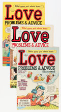 Golden Age (1938-1955):Romance, True Love Problems and Advice Illustrated #3-52 File Copy Group(Harvey, 1949-58) Condition: VF.... (Total: 50 Comic Books)