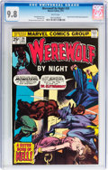 Bronze Age (1970-1979):Horror, Werewolf by Night #29 (Marvel, 1975) CGC NM/MT 9.8 White pages....