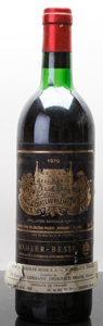 Red Bordeaux, Chateau Palmer 1979 . Margaux. ts. Bottle (1). ... (Total: 1Btl. )