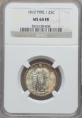 Standing Liberty Quarters: , 1917 25C Type One MS64 Full Head NGC. NGC Census: (1291/1110). PCGSPopulation (1701/1442). Mintage: 8,740,000. Numismedia ...