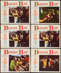 "Movie Posters:Adventure, Botany Bay (Paramount, 1953). Lobby Cards (10) (11"" X 14"").Adventure.. ... (Total: 10 Items)"