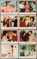 """Movie Posters:Drama, Butterfield 8 (MGM, 1960). Lobby Card Set of 8 (11"""" X 14""""). Drama.. ... (Total: 8 Items)"""