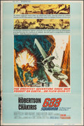 "Movie Posters:War, 633 Squadron (United Artists, 1964). Poster (40"" X 60"") Style Y.War.. ..."