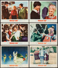 "Movie Posters:Rock and Roll, Hold On! (MGM, 1966). Lobby Cards (10) (11"" X 14""). Rock and Roll..... (Total: 10 Items)"