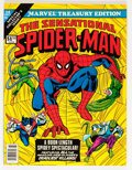 Magazines:Superhero, Marvel Treasury Edition #14 (Marvel, 1977) Condition: NM....