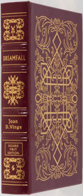 Books:Science Fiction & Fantasy, Joan D. Vinge. LIMITED/SIGNED. Dreamfall. Easton Press, 1996. First edition limited to 1400 numbered copies sign...