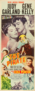 """Movie Posters:Musical, The Pirate (MGM, 1948). Insert (14"""" X 36"""").. ..."""