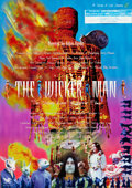 "Movie Posters:Horror, The Wicker Man (Cable Hogue, 1998). First Release Japanese B2 (20""X 28"").. ..."