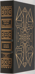 Books:Science Fiction & Fantasy, David Weber. LIMITED/SIGNED. Empire From the Ashes. Easton Press, 2003. First edition limited to 1000 numbered c...