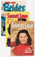 Golden Age (1938-1955):Romance, Teen-Age Brides and Others File Copies Group (Harvey, 1950s)Condition: Average VF.... (Total: 20 Comic Books)