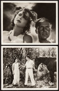"Movie Posters:Romance, Ecstasy (Algi, 1934). German Lobby Cards (2) (9"" X 11.75"").. ...(Total: 2 Items)"
