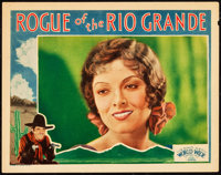 """Rogue of the Rio Grande (Sono Art-World Wide Pictures, 1930). Lobby Card (11"""" X 14"""")"""