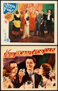 "Movie Posters:Romance, The Truth About Youth and Other Lot (First National, 1930). LobbyCards (2) (11"" X 14"").. ... (Total: 2 Items)"