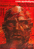 """Movie Posters:War, Apocalypse Now (United Artists, 1981). Polish One Sheet (27"""" X38"""").. ..."""