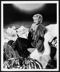 """The Lady from Shanghai by Robert Coburn (Columbia, 1947). Portrait Photos (2) (8"""" X 10""""). ... (Total: 2 Items)"""