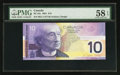 Canadian Currency: , BC-63c $10 2001 with BEL prefix. ...