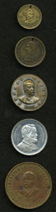 U.S. Presidents & Statesmen, Presidential Group Lot.... (Total: 5 coins)