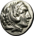 Ancients: Celtic, Danube region. Imitating Alexander III of Macedon